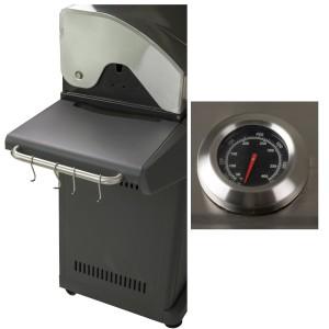 gibts weber grill mit backburner