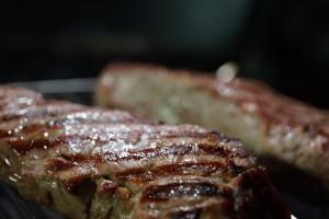 Gasgrill mit Oberhitze Steakhouse