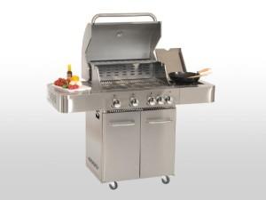 Landmann Gasgrill Triton 3 Idealo : Landmann grill chef burner gas bbq review expert event