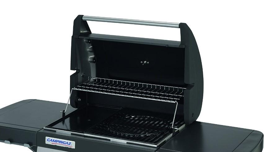 Outdoorküche Mit Gasgrill Test : Campingaz 3 series classic test ein hochwertiger grill