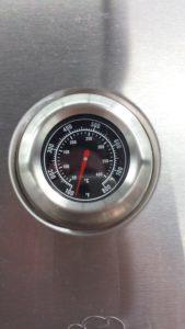 Profi Cook 1058 Temperaturanzeige