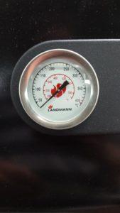 landmann Triton Temperaturanzeige